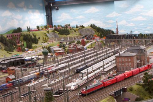 Hamburger Modelleisenbahn