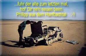 Philipp aus dem Hanfbachtal